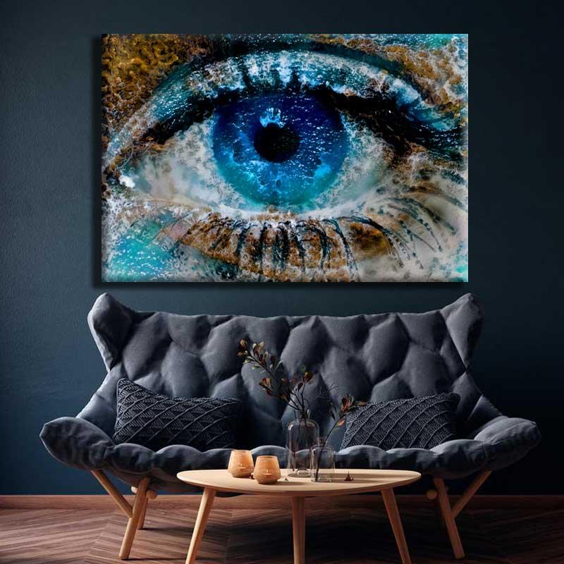 eye portraits