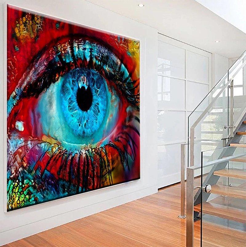2020 eye portraits