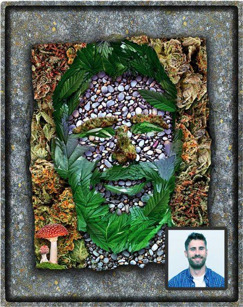 get-stoned-personalized portrait